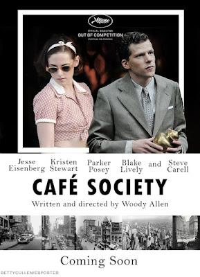 Woody Allen - Cafè Society