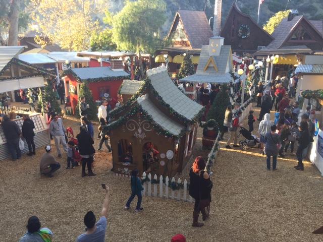 Sawdust Winter Festival