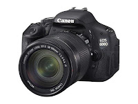 DSLR CANON EOS 600D Kit1