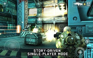 Game Android SHADOWGUN