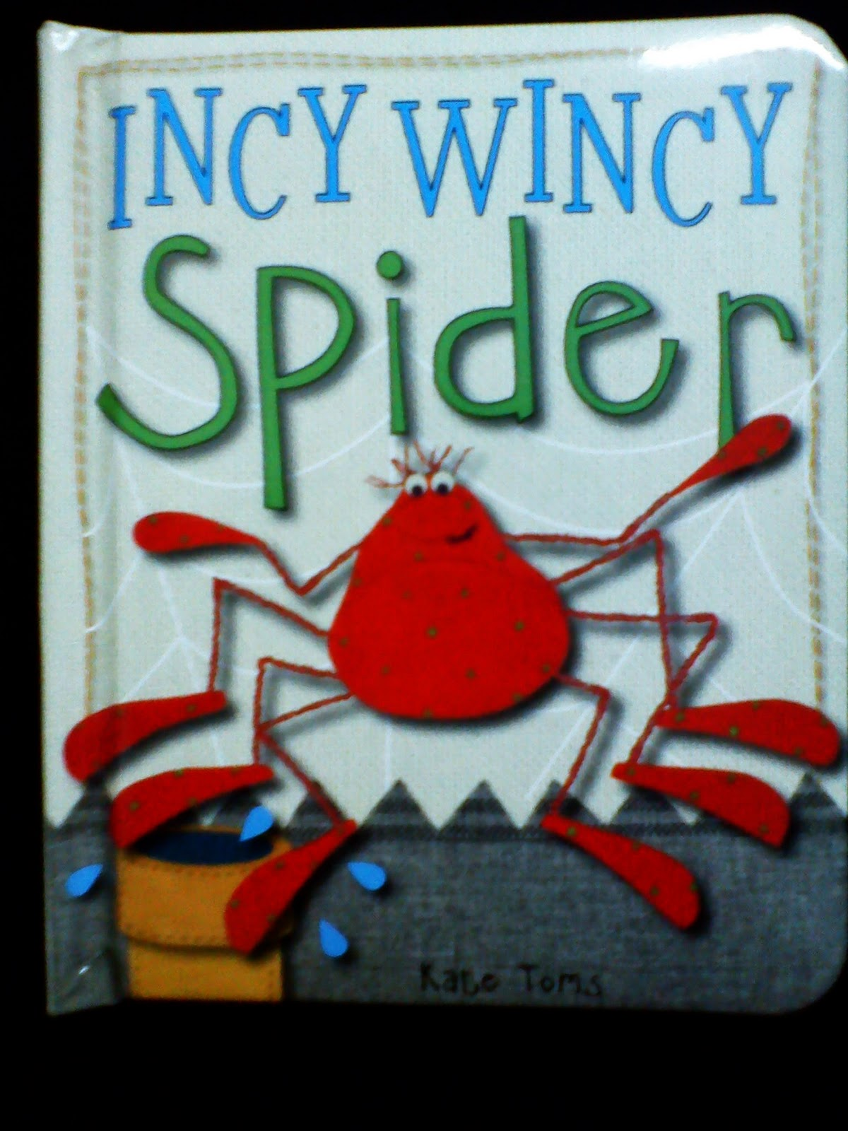 Children Books For You Incy Wincy Spider