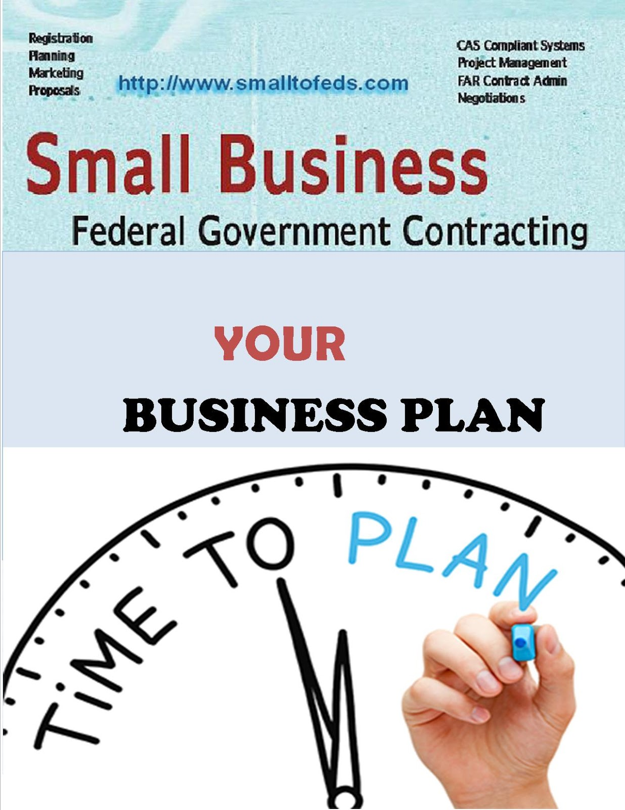 SMALL BUSINESS FEDERAL GOVERNMENT CONTRACTING (
