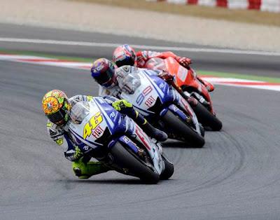Valentino Rossi vs. Jorge Lorenzo