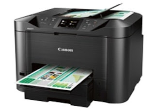 Canon MAXIFY MB5410 Review