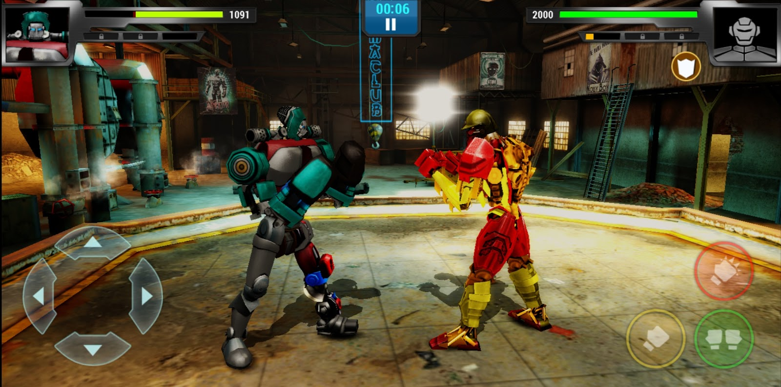 real steel boxing champions mod apk hack