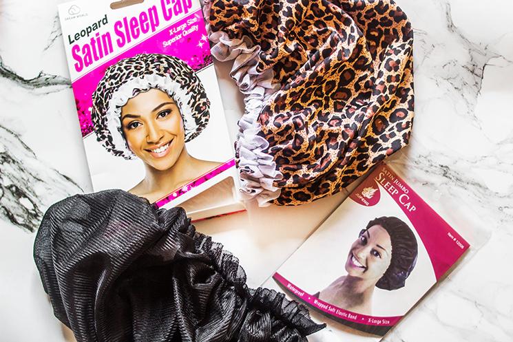 Czepki do kręconych włosów rodzaje i gdzie kupić