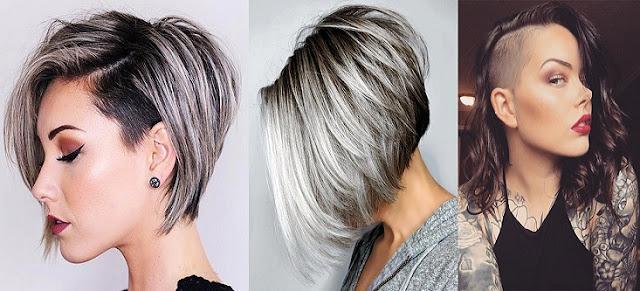 2019 saç kesim modelleri bayan