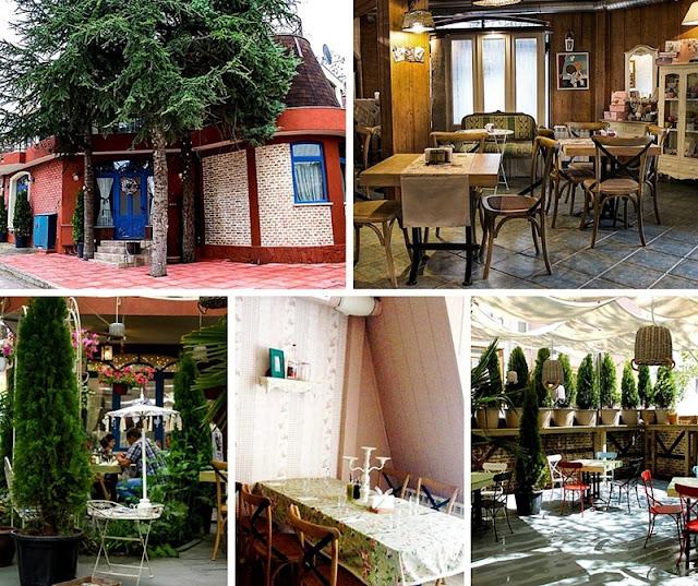 романтичен ресторант в Левски варна