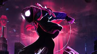 Spider-Man Into The Spider Verse Miles Wallpaper