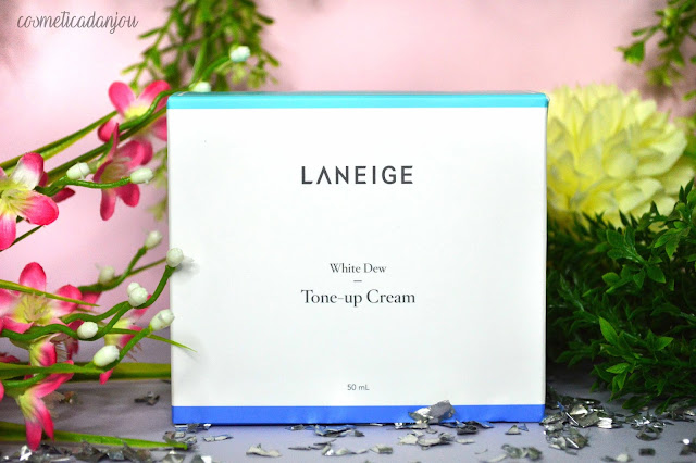 Laneige White Dew Tone Up Cream 50ml Review