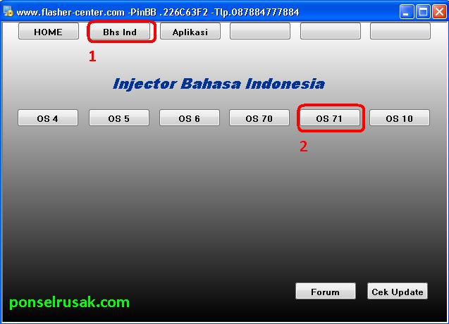 Tutorial how to do process contents of Indonesian Language