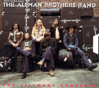 Allman Brothers Band's The Fillmore Concerts