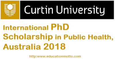 Three-Year Fully Funded International PhD Scholarship Australia 2018, Application Instructions, Eligibility Criteria,Description, Introduction, Application deadline