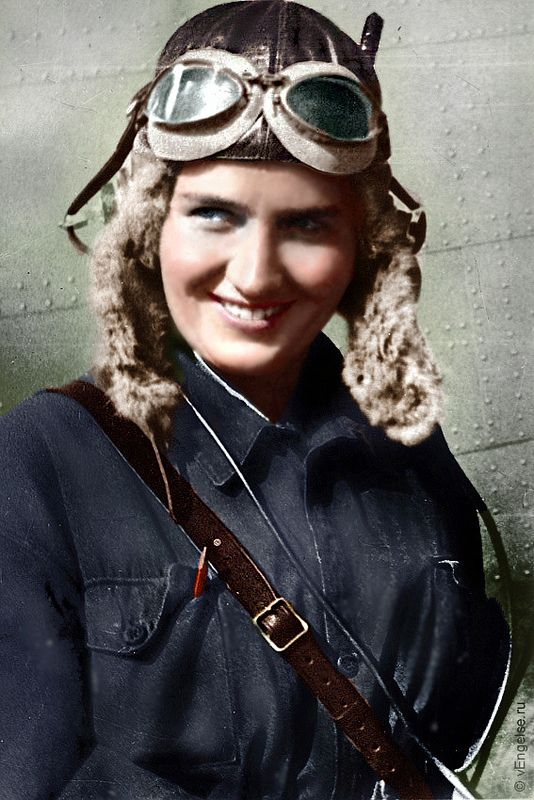 Marina Raskova Night Witches worldwartwo.filminspector.com
