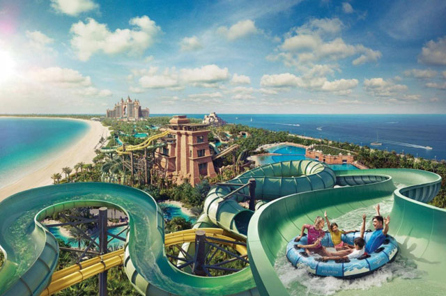 Taman Wisata Fantasi Beach