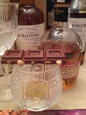 Estofado de costillar de jabalí - Jabalí de Galicia - Caza - Estofado - Whisky - Aberlour 12 - The Balvenie 12 Triple Cask - Monkey Shoulder - The Glenrothes - Talisker - Receta - Receta de caza - El gastrónomo - Tiramisú - Chocolate Valor