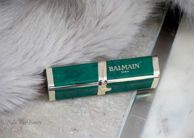 Balmain x L'Oreal Lipsticks | bellanoirbeauty.com