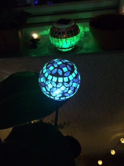 Lahr2006 Testet GRDE 3 Stück RGB Farbene LED Lampen