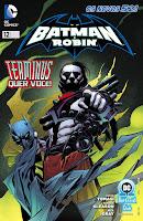 Os Novos 52! Batman e Robin #12