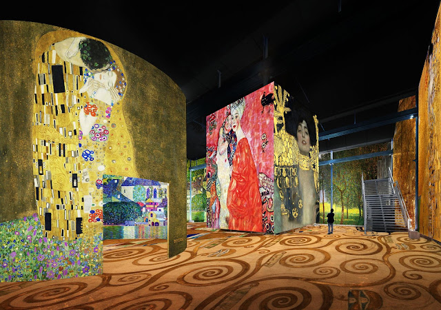 Atelier des Lumières, novo espaço cultural em Paris