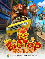 Boonie Bears: The Great Secret (Osos Boonie: El Gran Secreto) (2016)