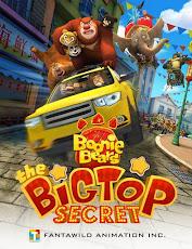 pelicula Boonie Bears: The Great Secret (Osos Boonie: El Gran Secreto) (2016)