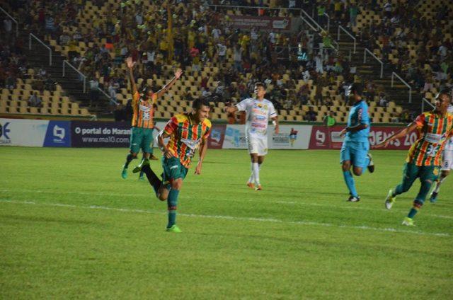 Sampaio Corrêa 4 x 1 Cordino – Com goleada, a Bolívia Querida fatura o segundo turno do Maranhense