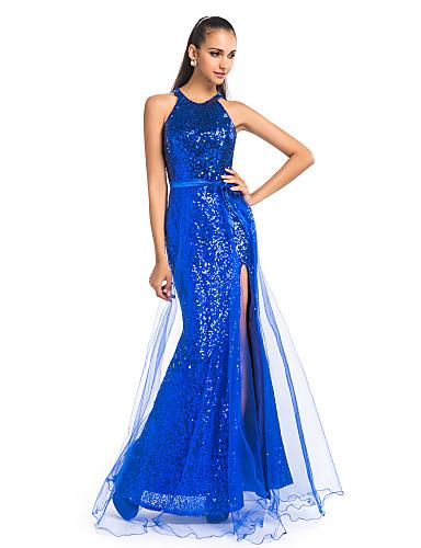 vestidos de XV años azul aqua