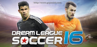Dream League Soccer DLS 2016 v3.05 Mod Apk+Data (Unlimited Money)