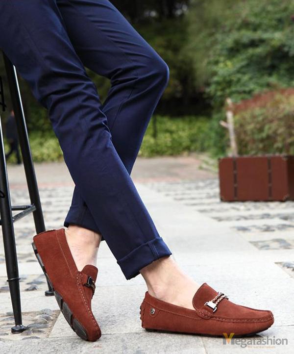 Chọn giày nam theo cung Bảo Bình