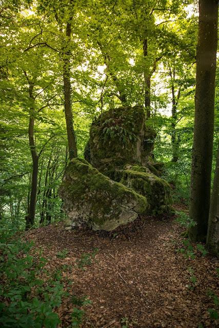 Erzweg Etappe 5 Etzelwang – Lichtenegg  Wandern Amberg-Sulzbacherland 07