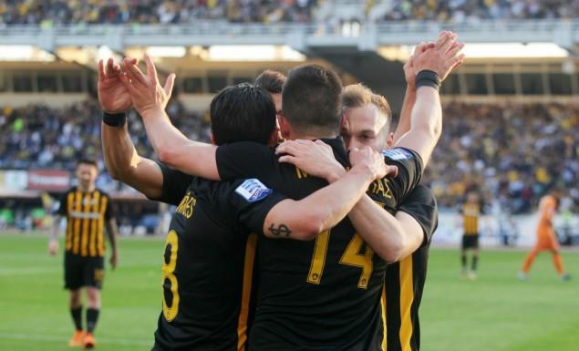 Η ΑΕΚ επέστρεψε στον θρόνο του ελληνικού ποδοσφαίρου