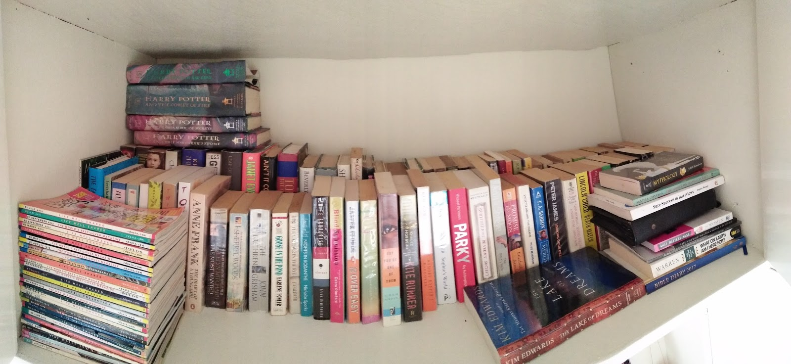 My books - Life of Ra 01