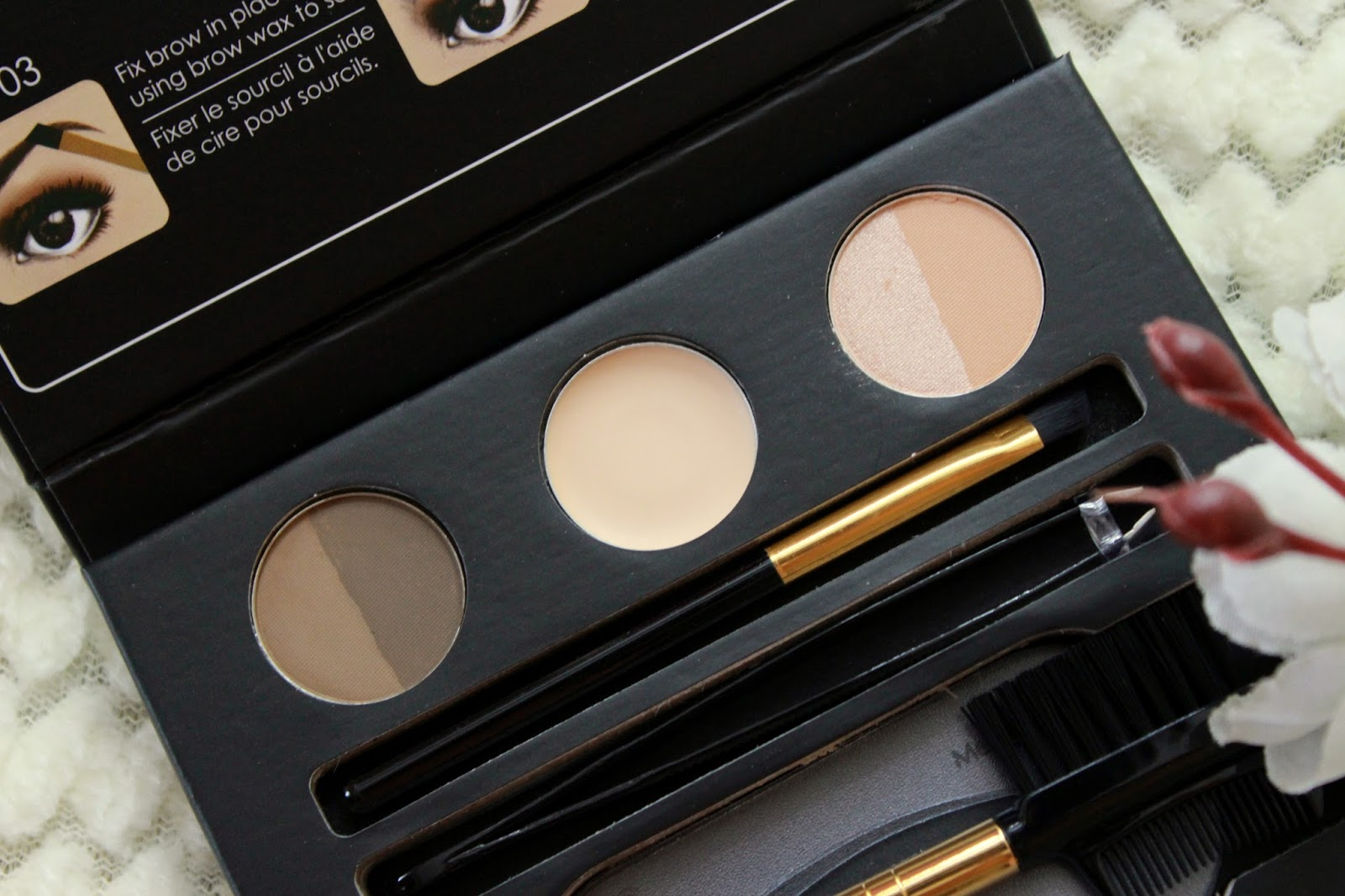 Ps Perfect Brow Kit By Primark Uk Review B Utterly