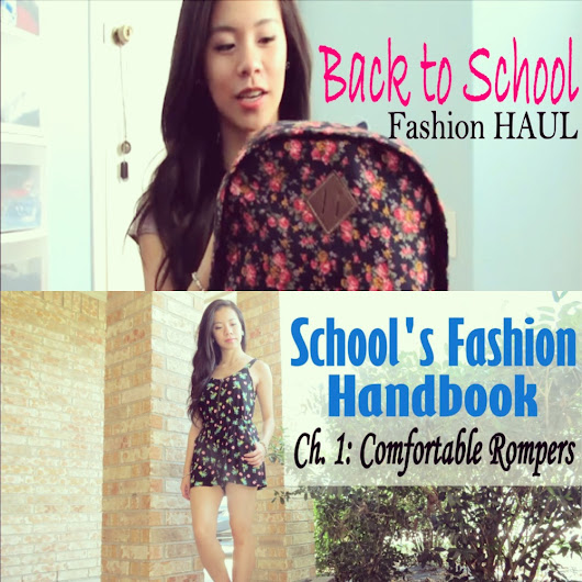 2 New Back to School Videos are uploaded!!!