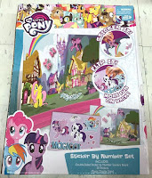 MLP Sticker by Number Set at TRU