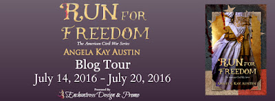 Run for Freedom Blog Tour – Excerpt & Giveaway