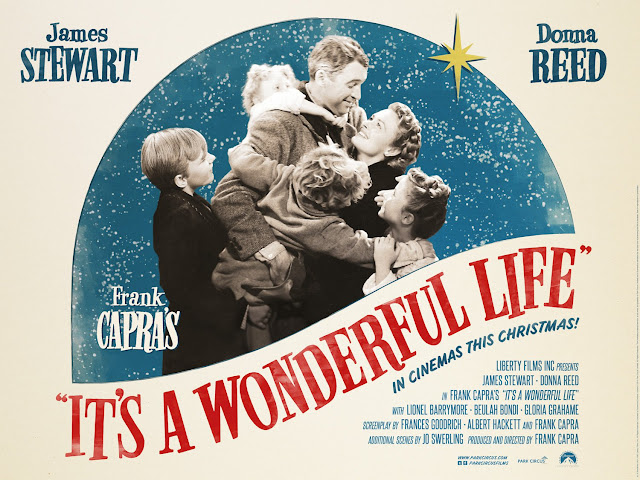 Its a Wonderful Life 1946 movieloversreviews.filminspector.com film poster