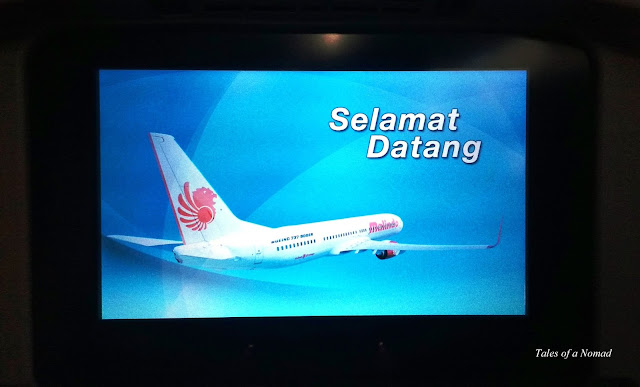 Flying with Malindo Air- My Experience