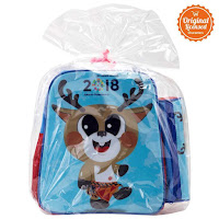 Alfacart Asian Games 2018 Backpack 2 In 1 Atung ANDHIMIND