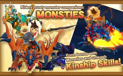 Monster Hunter Stories Apk Download