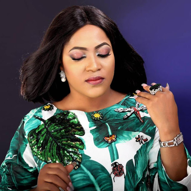 Nollywood Actress, Grace Amah Celebrates Her Birthday With Lovely Pictures
