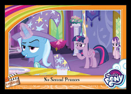 MLP No Second Prances Series 5 Trading Card