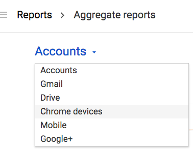 Chromebook Deployment Tip: Automatically place devices into