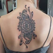 Mehndi Tattoo Designs