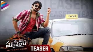 Supreme Telugu Full Movie Download