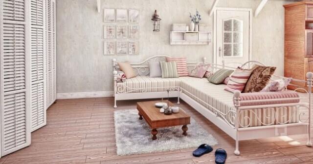 Country ev dekorasyonu örnekleri 5
