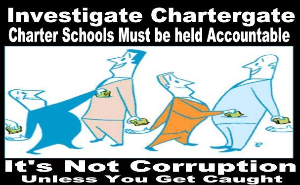 Image result for investigate chartergate