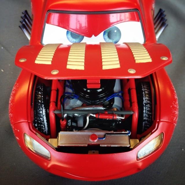 "New Disney Store ""Pixar Cars Artist Series Collection"
