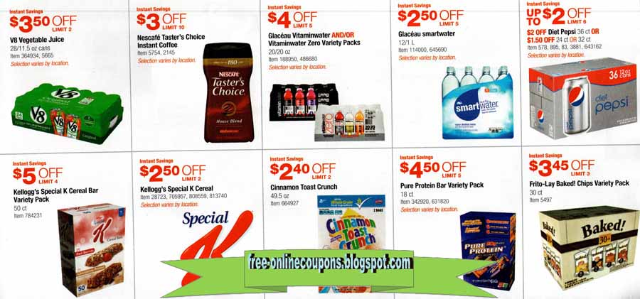 Grocery coupons food network